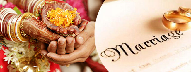 Online Marriage Registration Gurgaon